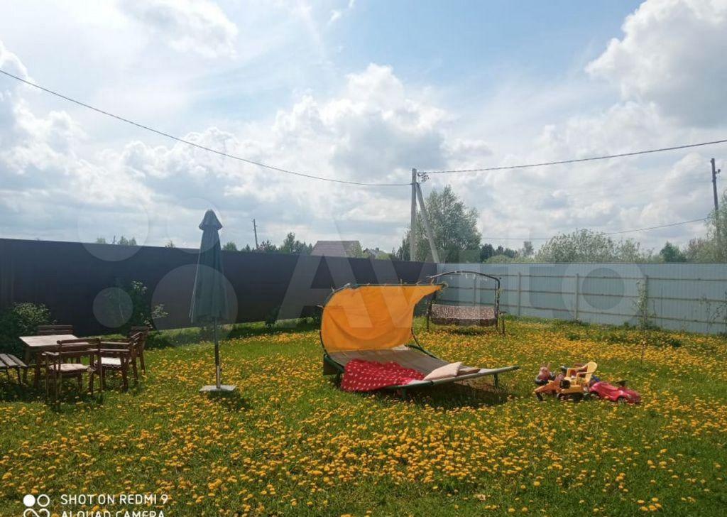 Продажа дома деревня Поповка, цена 2950000 рублей, 2021 год объявление №707343 на megabaz.ru