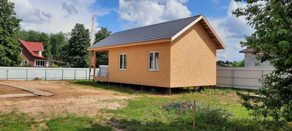 Продажа дома деревня Малые Горки, метро Киевская, цена 5500000 рублей, 2021 год объявление №636806 на megabaz.ru