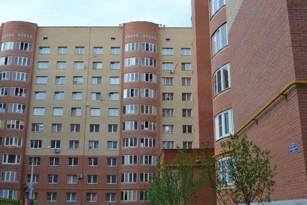 Продажа двухкомнатной квартиры Егорьевск, улица Механизаторов 57к1, цена 4050000 рублей, 2021 год объявление №633436 на megabaz.ru