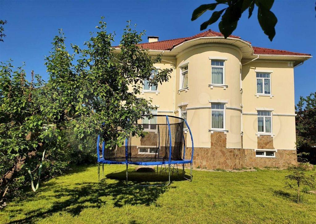 Аренда дома деревня Гаврилково, Фабричная улица, цена 270000 рублей, 2021 год объявление №1404008 на megabaz.ru