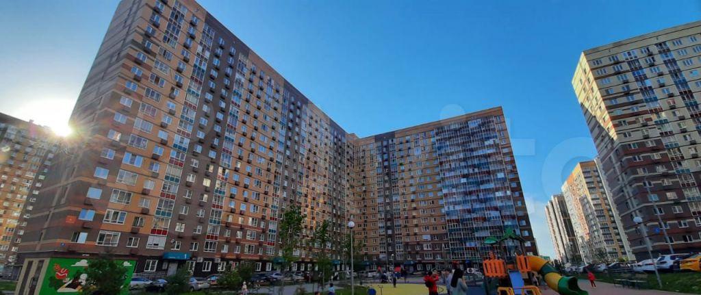 Продажа однокомнатной квартиры деревня Мисайлово, Литературный бульвар 4, цена 5100000 рублей, 2021 год объявление №633495 на megabaz.ru