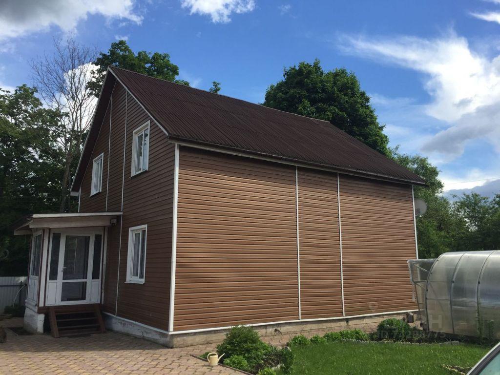 Продажа дома деревня Алёшино, цена 9800000 рублей, 2021 год объявление №633484 на megabaz.ru