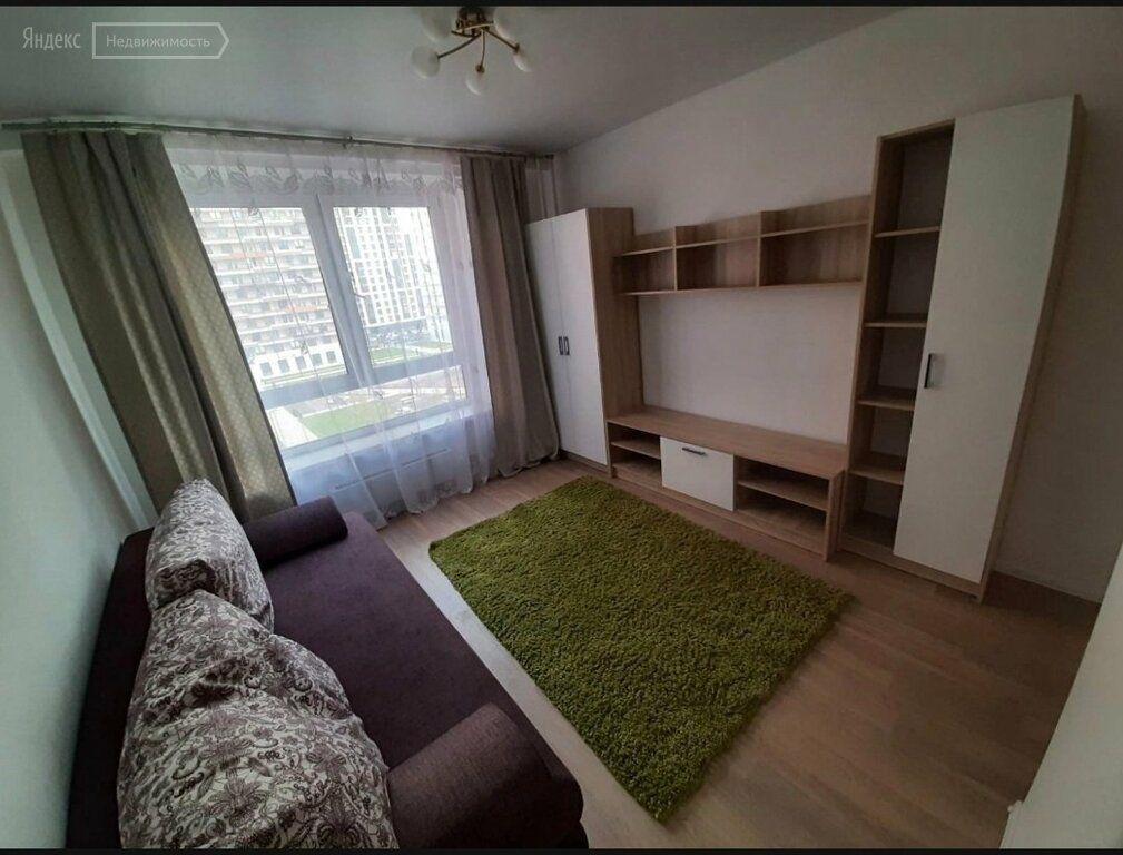 Аренда двухкомнатной квартиры Одинцово, Рябиновая улица 1, цена 41000 рублей, 2021 год объявление №1409224 на megabaz.ru