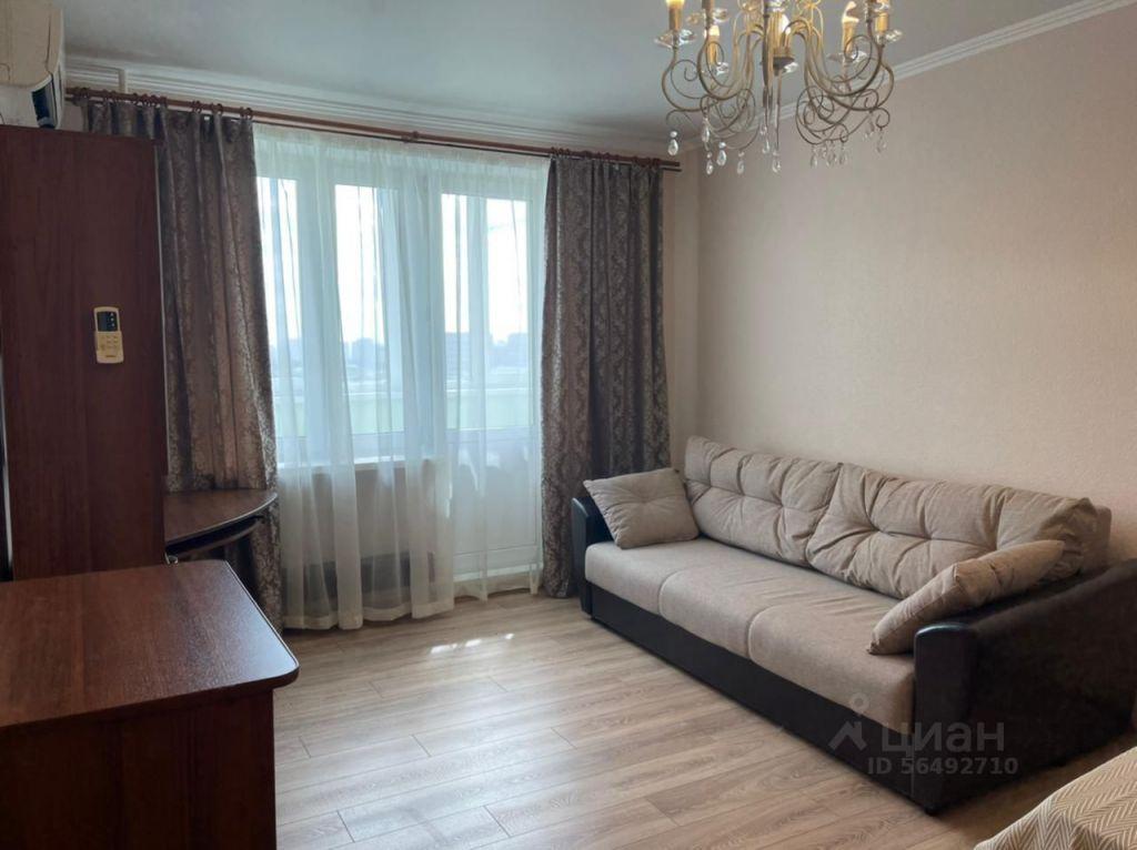 Аренда однокомнатной квартиры Москва, метро Беговая, Хорошёвское шоссе 11, цена 48000 рублей, 2021 год объявление №1403363 на megabaz.ru