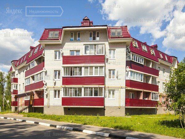 Продажа однокомнатной квартиры поселок Шатурторф, Интернациональная улица 1/1, цена 1650000 рублей, 2021 год объявление №638308 на megabaz.ru