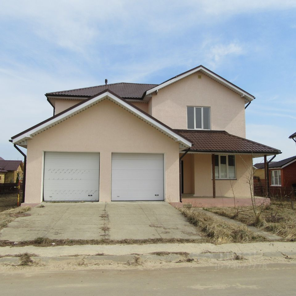 Продажа дома село Верзилово, цена 9500000 рублей, 2021 год объявление №630453 на megabaz.ru