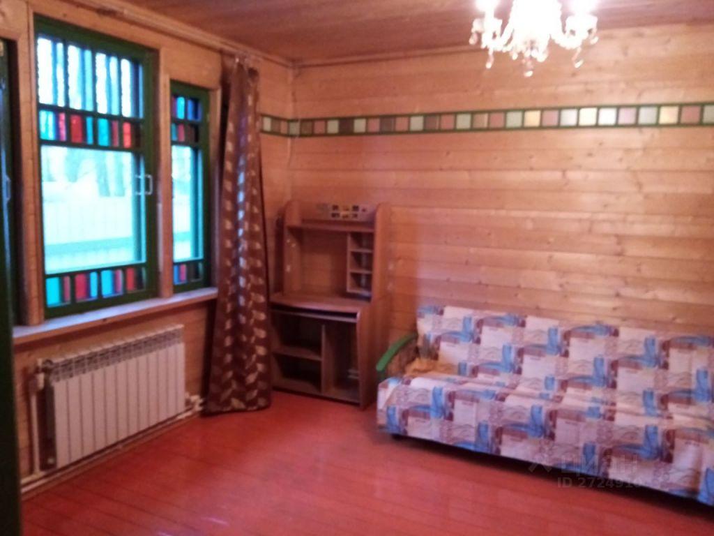 Аренда дома Апрелевка, Кленовая улица, цена 70000 рублей, 2021 год объявление №1407912 на megabaz.ru