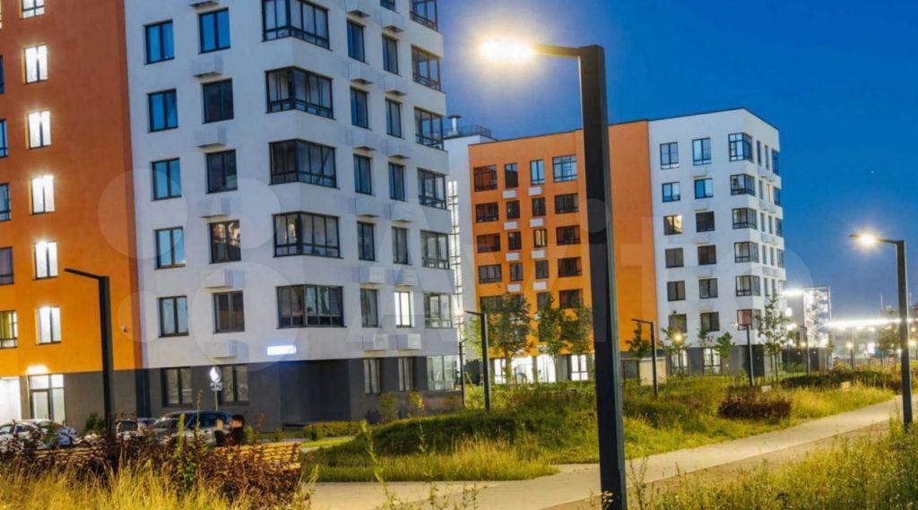 Продажа однокомнатной квартиры поселок Ильинское-Усово, Заповедная улица 10, цена 4250000 рублей, 2021 год объявление №634182 на megabaz.ru