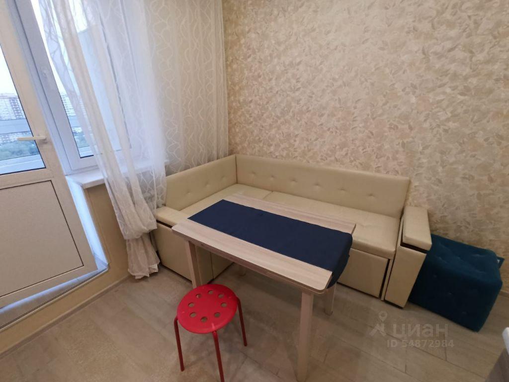 Продажа однокомнатной квартиры Ивантеевка, улица Бережок 8, цена 5600000 рублей, 2021 год объявление №634156 на megabaz.ru