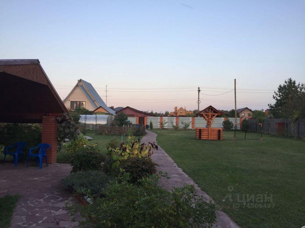 Продажа дома деревня Кабаново, метро Новокосино, цена 7900000 рублей, 2021 год объявление №634615 на megabaz.ru
