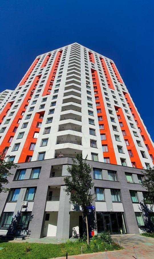Продажа двухкомнатной квартиры деревня Подолино, Беговая улица 10, цена 5450000 рублей, 2021 год объявление №682220 на megabaz.ru