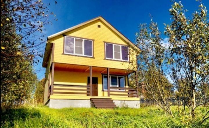 Продажа дома село Бужаниново, цена 1750000 рублей, 2021 год объявление №635292 на megabaz.ru