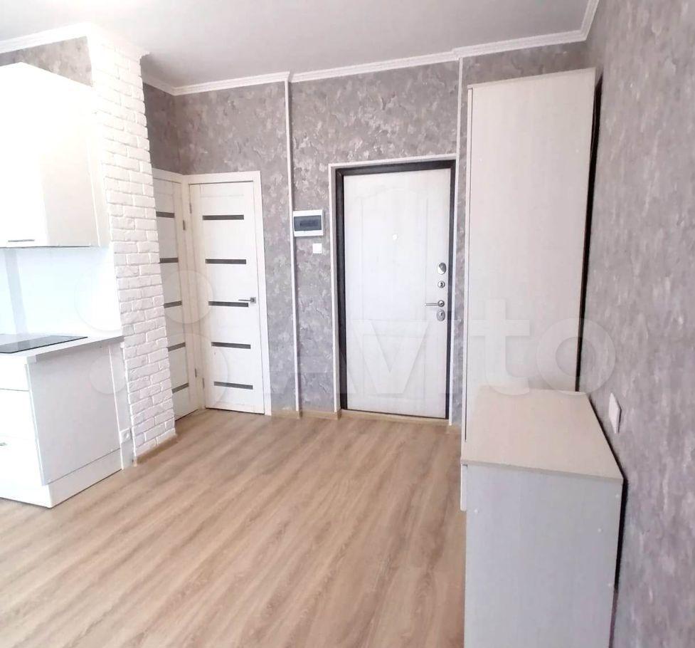 Продажа студии деревня Сабурово, Парковая улица 29, цена 3970000 рублей, 2021 год объявление №634483 на megabaz.ru