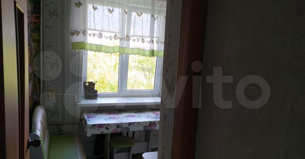 Продажа двухкомнатной квартиры Павловский Посад, Корнево-Юдинский переулок 2, цена 2450000 рублей, 2021 год объявление №638261 на megabaz.ru