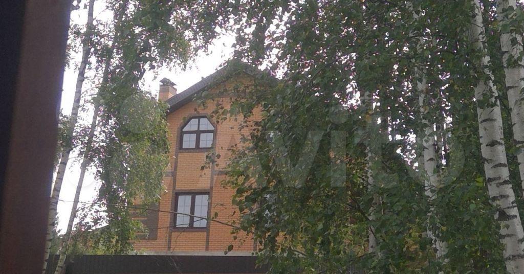 Продажа дома деревня Троице-Сельцо, Горная улица, цена 9500000 рублей, 2021 год объявление №586003 на megabaz.ru