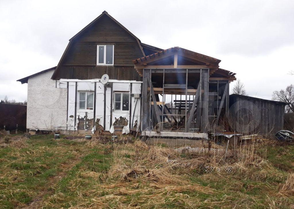 Продажа дома деревня Назарьево, цена 1900000 рублей, 2021 год объявление №619071 на megabaz.ru