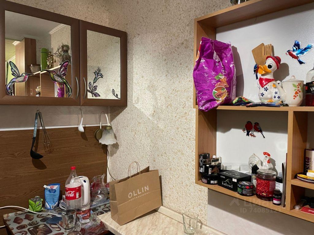 Продажа двухкомнатной квартиры рабочий посёлок Селятино, Теннисная улица 46А, цена 5150000 рублей, 2021 год объявление №630569 на megabaz.ru