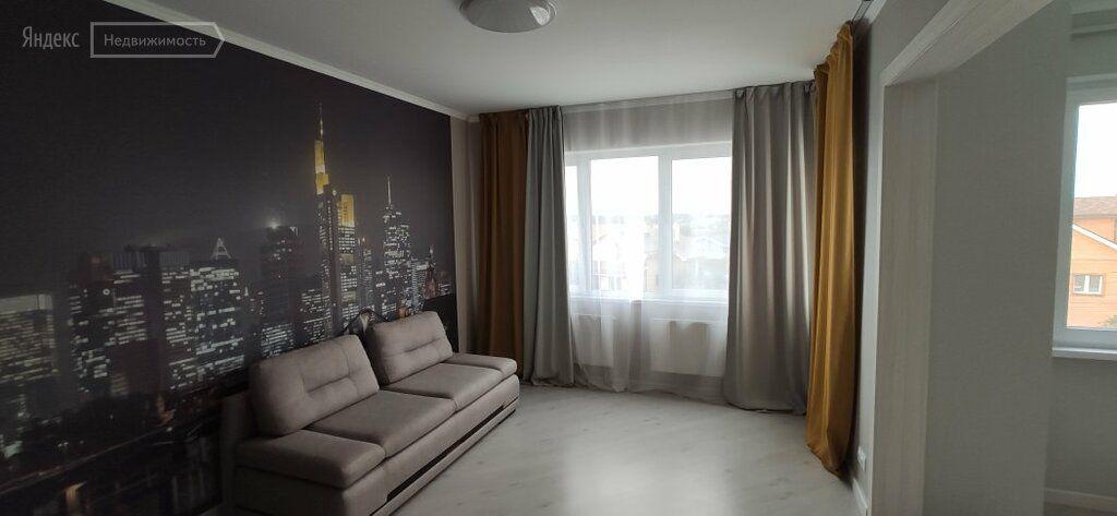 Аренда двухкомнатной квартиры деревня Чёрная, Широкая улица 23, цена 40000 рублей, 2021 год объявление №1452117 на megabaz.ru