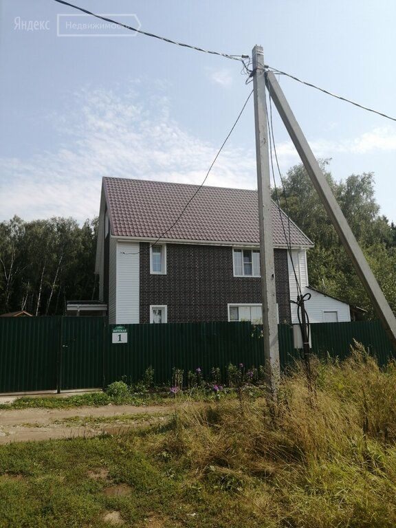 Продажа дома деревня Крюково, Заводская улица, цена 8600000 рублей, 2021 год объявление №670282 на megabaz.ru