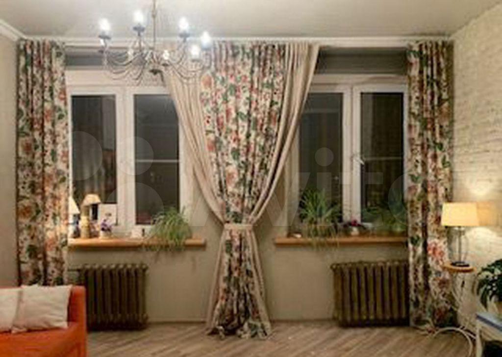 Аренда двухкомнатной квартиры Москва, метро Улица 1905 года, улица Анны Северьяновой 1/14, цена 80000 рублей, 2021 год объявление №1406069 на megabaz.ru