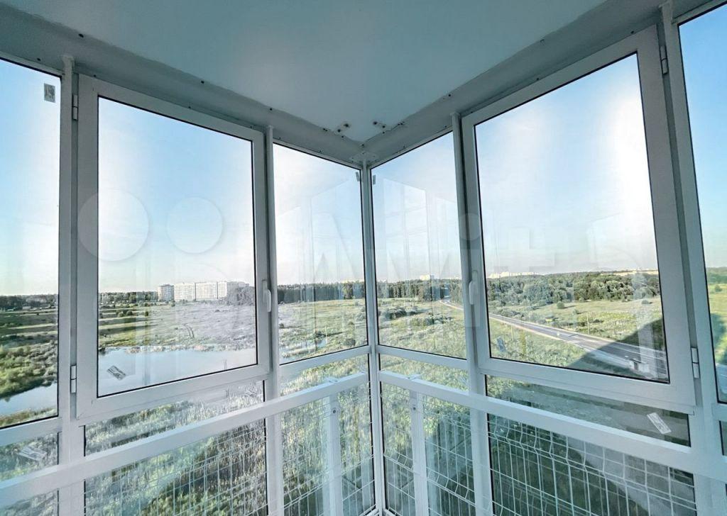 Аренда однокомнатной квартиры деревня Голубое, Сургутский проезд 1к1, цена 25000 рублей, 2021 год объявление №1425996 на megabaz.ru