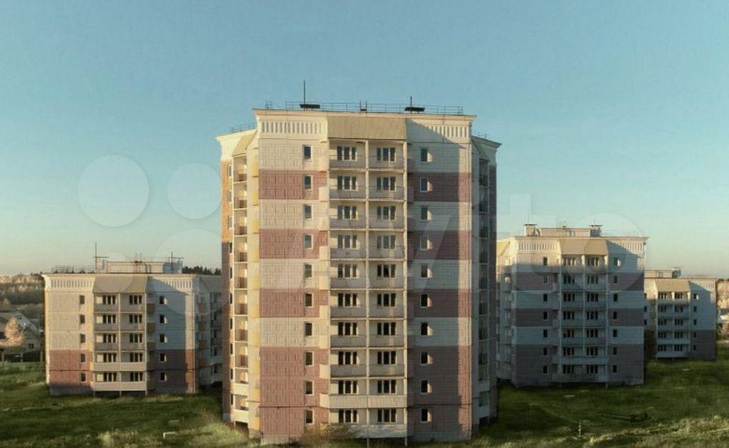 Продажа однокомнатной квартиры Руза, Вишнёвая улица 10, цена 2800000 рублей, 2021 год объявление №635127 на megabaz.ru