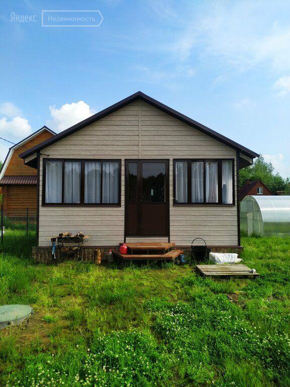 Продажа дома садовое товарищество Ветеран, 9-я улица, цена 1550000 рублей, 2021 год объявление №636160 на megabaz.ru