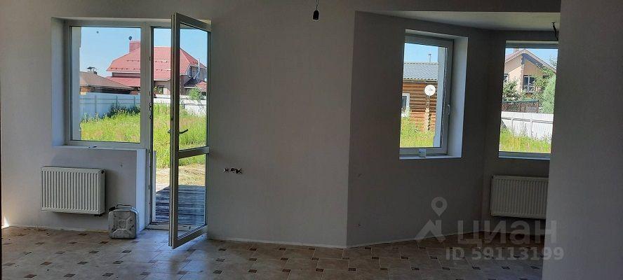Продажа дома село Воскресенское, цена 12000000 рублей, 2021 год объявление №646759 на megabaz.ru