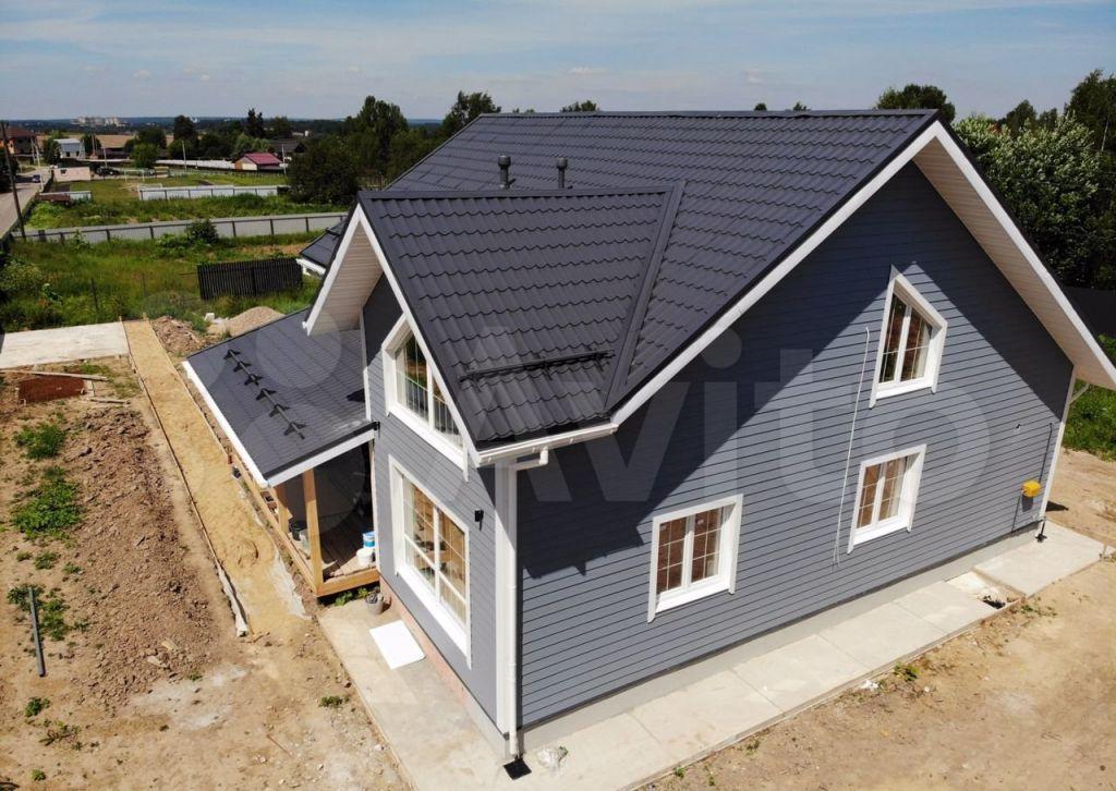 Продажа дома деревня Никульское, цена 19499000 рублей, 2021 год объявление №648315 на megabaz.ru