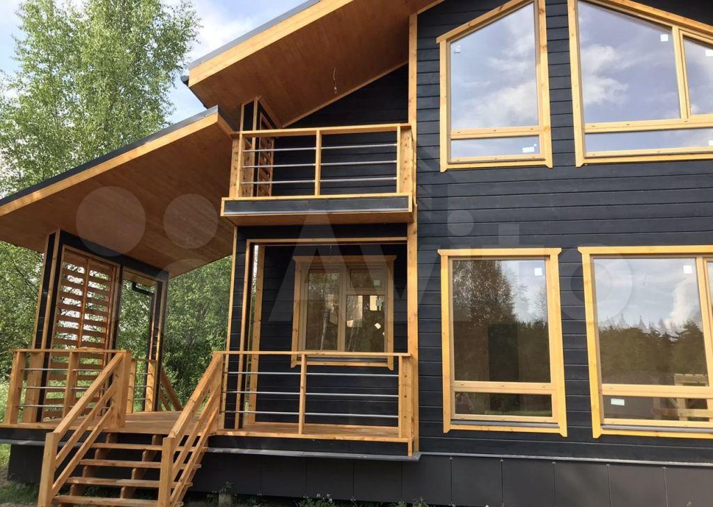 Продажа дома деревня Брёхово, цена 9900000 рублей, 2021 год объявление №635123 на megabaz.ru