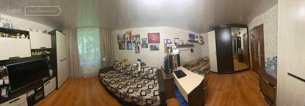 Продажа двухкомнатной квартиры рабочий посёлок Селятино, Клубная улица 18, цена 5000000 рублей, 2021 год объявление №635163 на megabaz.ru