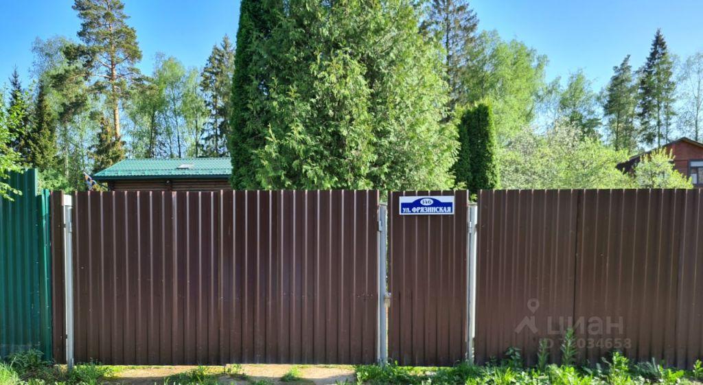 Продажа дома СНТ Заозёрный, Фрязинская улица 146, цена 2500000 рублей, 2021 год объявление №635469 на megabaz.ru
