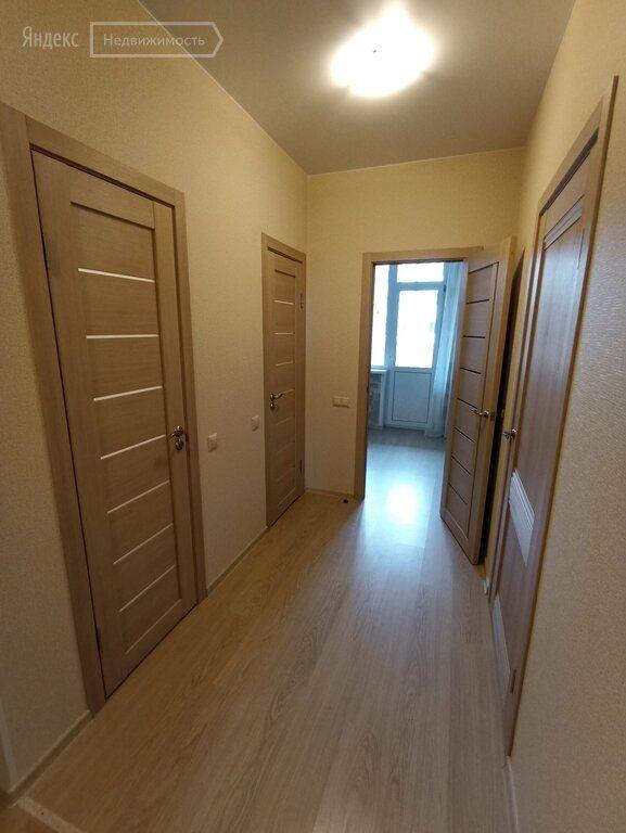 Продажа двухкомнатной квартиры Хотьково, Загорская улица 1Ак1, цена 5400000 рублей, 2021 год объявление №635491 на megabaz.ru