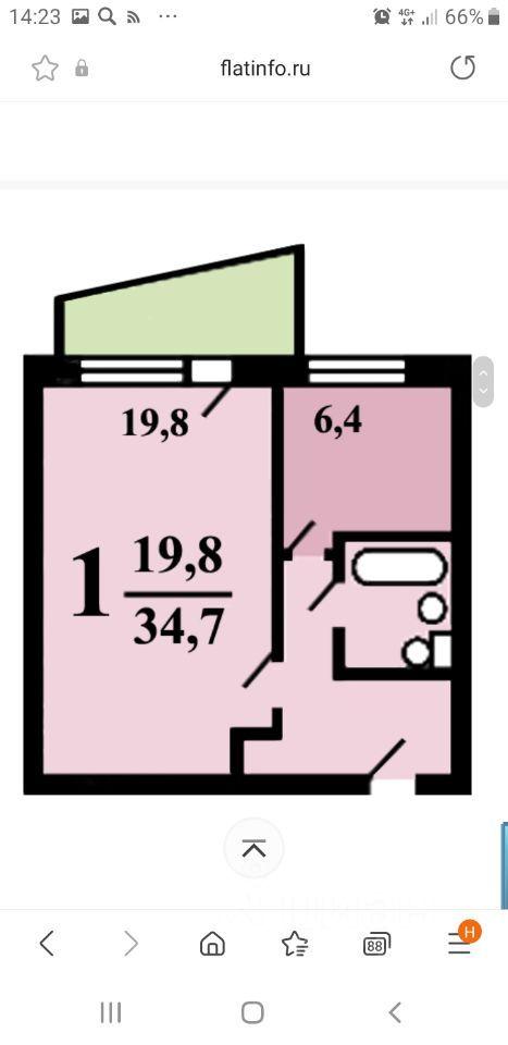 Аренда однокомнатной квартиры Москва, метро Семеновская, 10-я улица Соколиной Горы 28, цена 30000 рублей, 2021 год объявление №1405544 на megabaz.ru