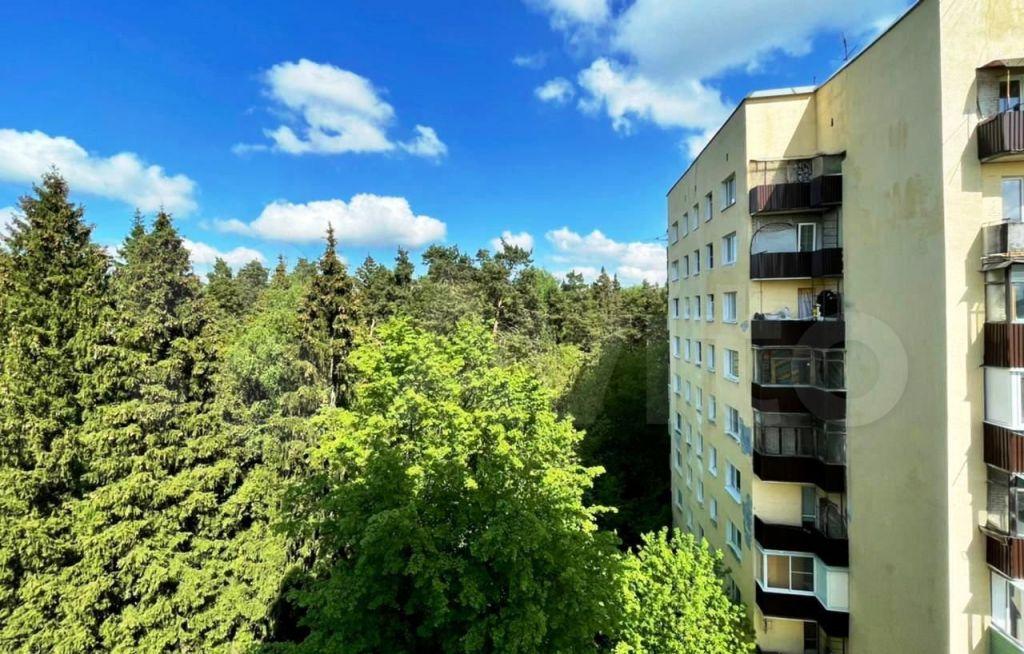 Продажа трёхкомнатной квартиры поселок Зеленый, цена 5000000 рублей, 2021 год объявление №653214 на megabaz.ru