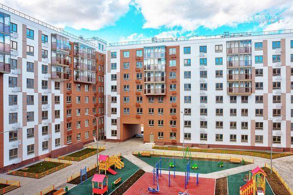 Продажа трёхкомнатной квартиры деревня Елино, метро Водный стадион, цена 8500000 рублей, 2021 год объявление №638968 на megabaz.ru