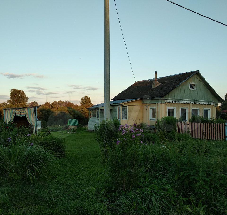 Продажа дома деревня Сорокино, цена 1650000 рублей, 2021 год объявление №489983 на megabaz.ru