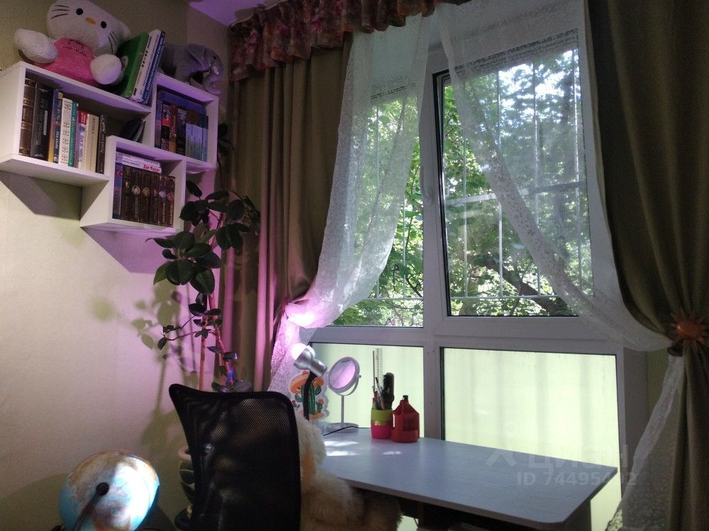 Продажа двухкомнатной квартиры Москва, метро Свиблово, Верхоянская улица 8, цена 10800000 рублей, 2021 год объявление №634479 на megabaz.ru