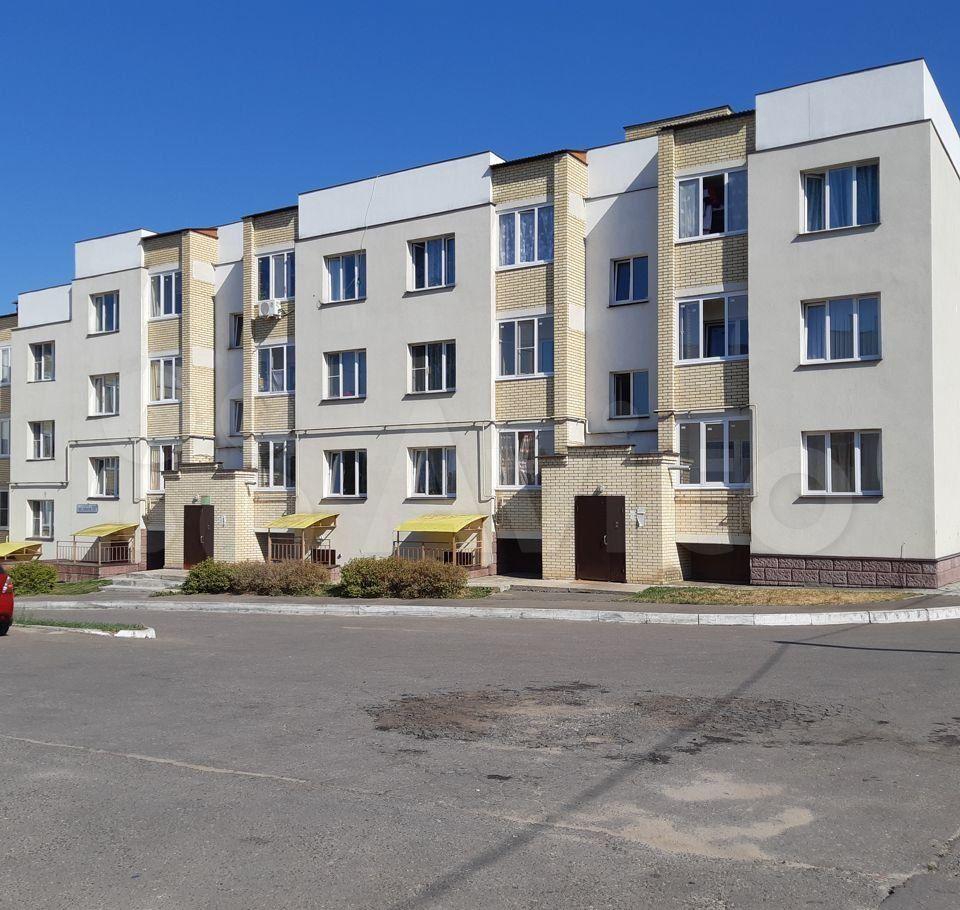 Продажа двухкомнатной квартиры Озёры, улица Челнок 14А, цена 2650000 рублей, 2021 год объявление №648957 на megabaz.ru