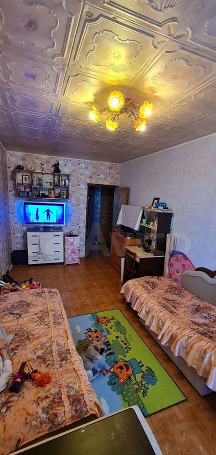 Продажа трёхкомнатной квартиры село Тропарёво, Садовая улица 7, цена 3150000 рублей, 2021 год объявление №603078 на megabaz.ru