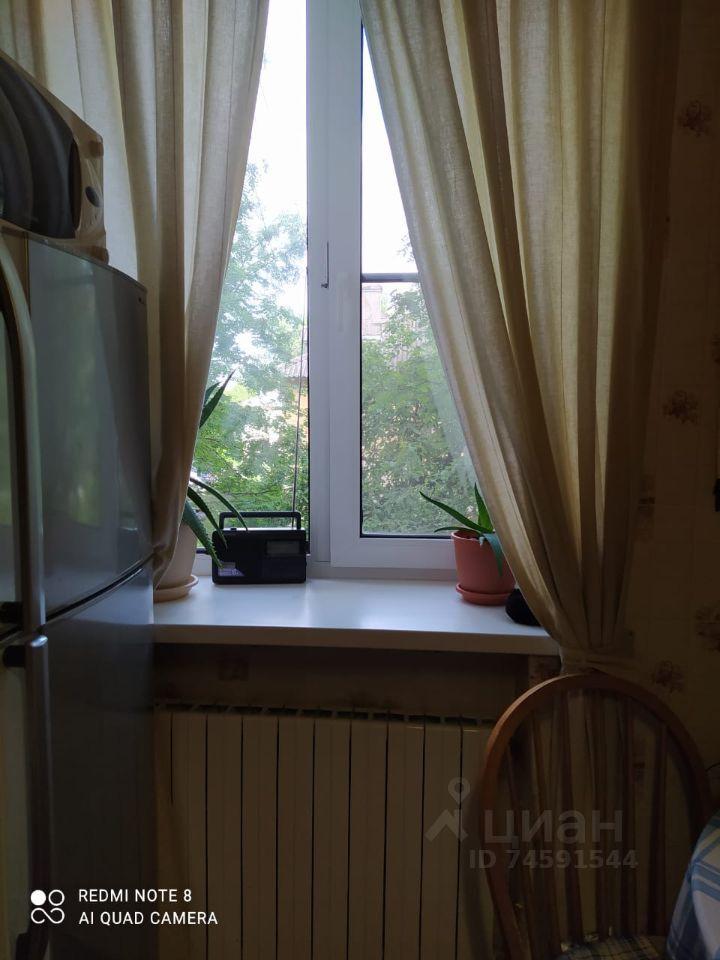 Продажа двухкомнатной квартиры Воскресенск, метро Выхино, улица Фурманова 5, цена 4200000 рублей, 2021 год объявление №635436 на megabaz.ru