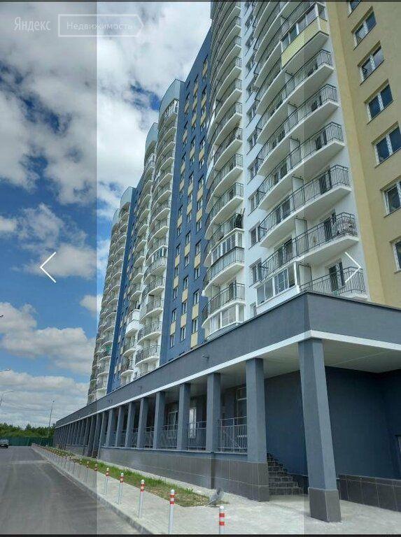 Продажа однокомнатной квартиры Лобня, улица Колычева 5, цена 4550000 рублей, 2021 год объявление №636933 на megabaz.ru