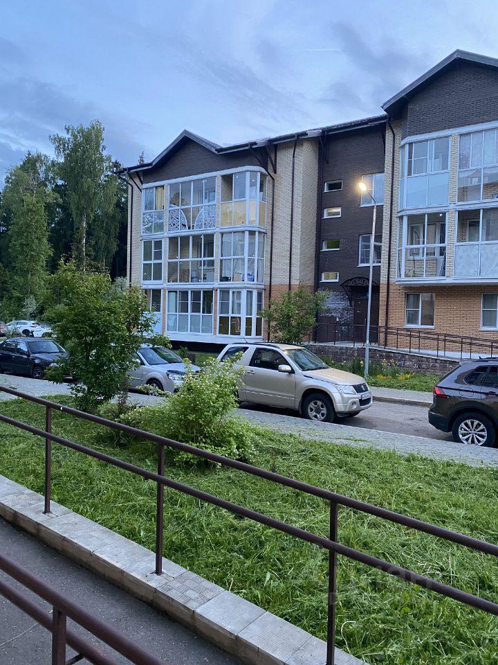 Продажа однокомнатной квартиры деревня Мотяково, цена 4500000 рублей, 2021 год объявление №633213 на megabaz.ru
