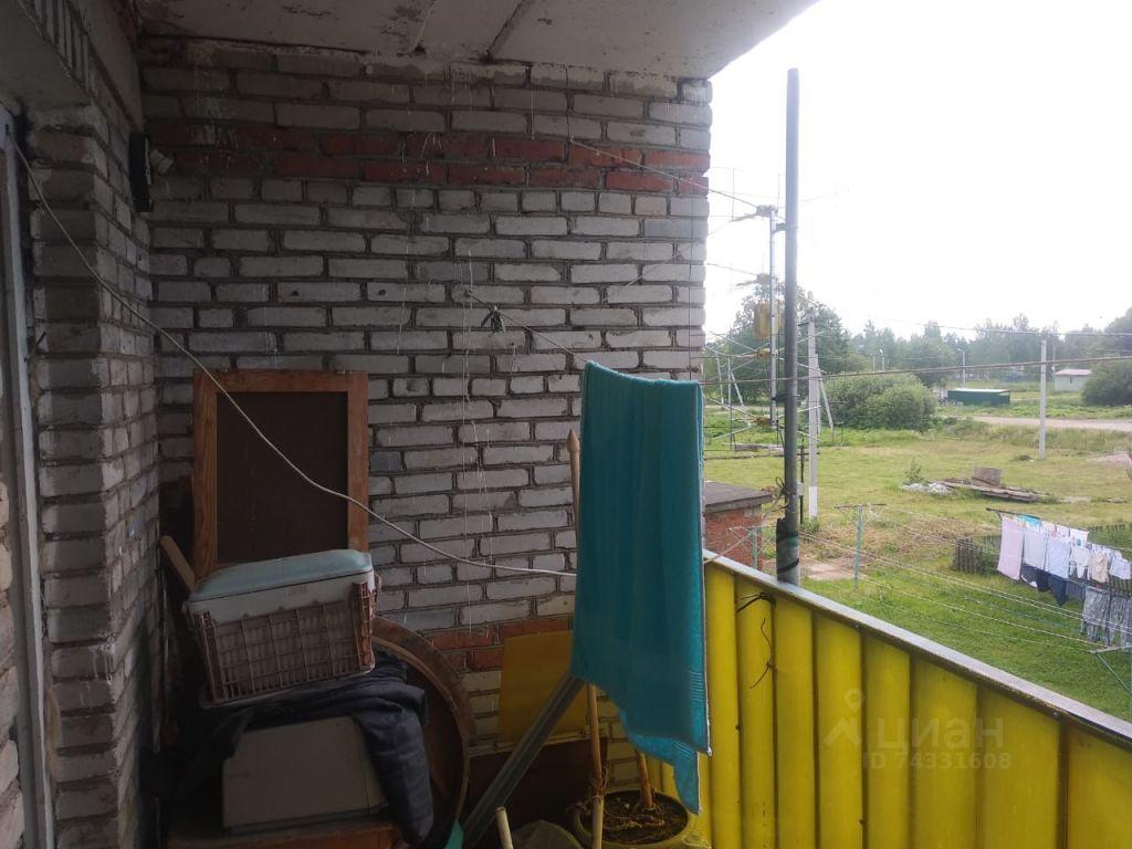 Продажа двухкомнатной квартиры деревня Степаньково, Дачная улица 1, цена 750000 рублей, 2021 год объявление №632829 на megabaz.ru
