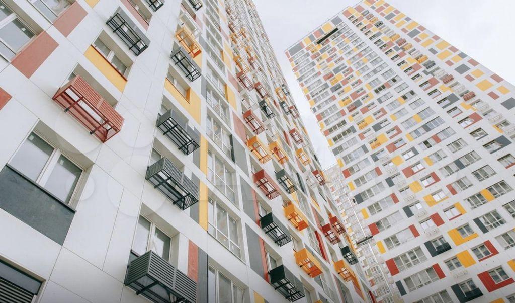 Продажа студии деревня Одинцово, метро Строгино, цена 7330000 рублей, 2021 год объявление №587451 на megabaz.ru