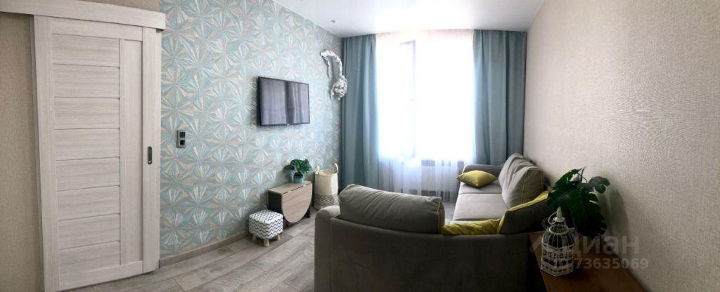 Продажа однокомнатной квартиры деревня Сапроново, метро Кантемировская, цена 6300000 рублей, 2021 год объявление №633051 на megabaz.ru