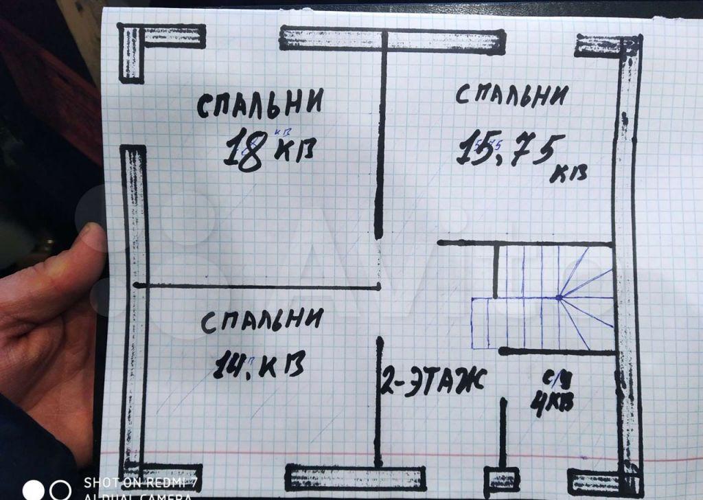 Продажа дома деревня Манушкино, Геодезическая улица 32, цена 3000000 рублей, 2021 год объявление №560162 на megabaz.ru