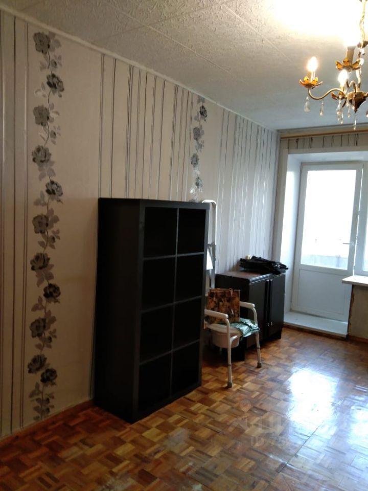 Продажа однокомнатной квартиры поселок Реммаш, Школьная улица 20, цена 1700000 рублей, 2021 год объявление №639263 на megabaz.ru