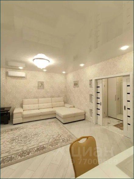 Продажа однокомнатной квартиры Сергиев Посад, улица Осипенко 4, цена 1345678 рублей, 2021 год объявление №661679 на megabaz.ru