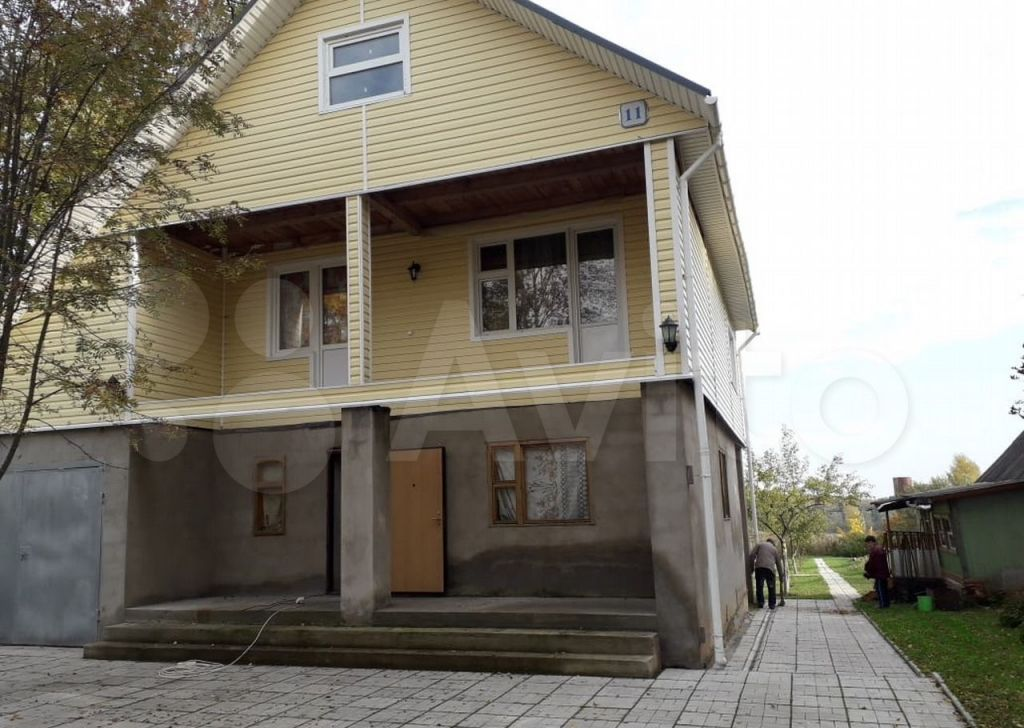 Продажа дома деревня Андреевское, цена 8200000 рублей, 2021 год объявление №673161 на megabaz.ru